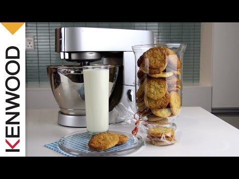 White Chocolate Chip Cookies Recipe For Your Kenwood Titanium Major