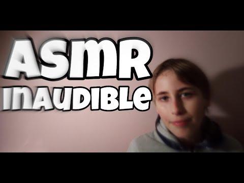 [ASMR Français] je lis la définition de l'asmr en inaudible