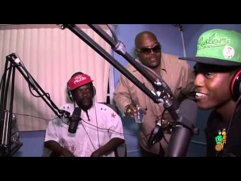 Sound Chat Radio Meets Dancehall Veterans Live In Studio Part3