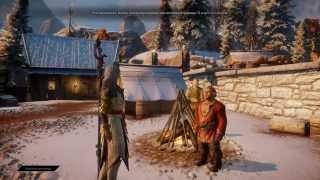 [Dragon Age Inquisition] Варрик о спутниках Хоук