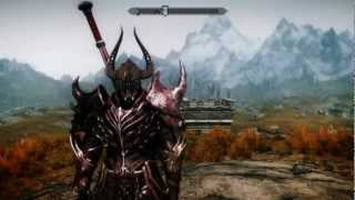 Shadow Order Armor Set Skyrim