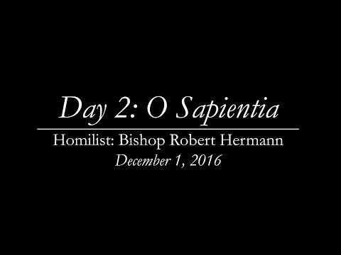 Advent Novena 2016- Day 2