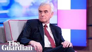 John Mcdonnell Admits Shock At Uk Election Exit Poll Predicting Tory Landslide