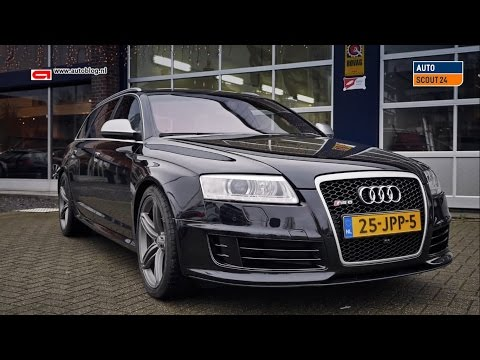 Audi RS6 (C6) buyers review