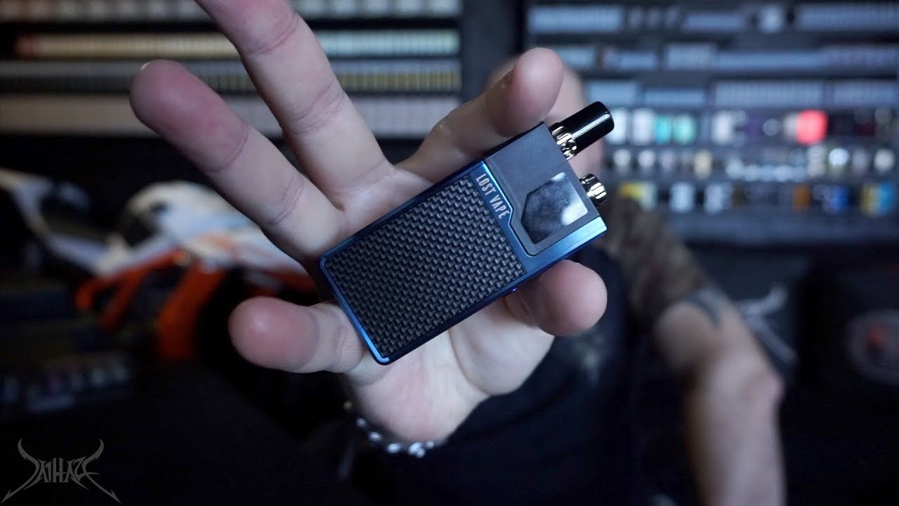 Lost Vape Orion Q Pod Based System Review and Rundown | Better than the  Original DNA Go?