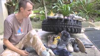 Jungle boots - revisited