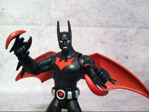 DC Total Heroes Batman Beyond Multiverse Classics Matty Collector Bruce Old head