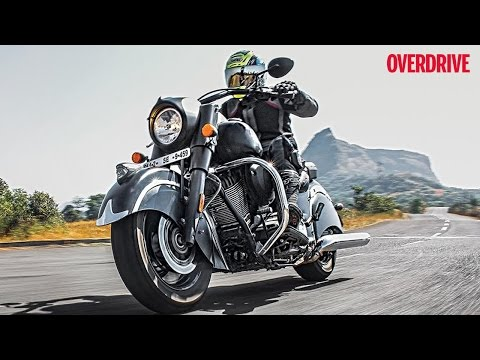Indian Chief Dark Horse - Road Test Review