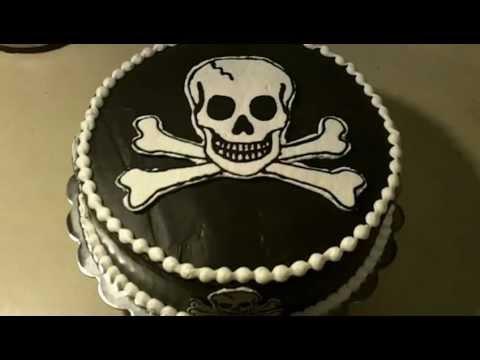 skull all cake ideas - photo #10
