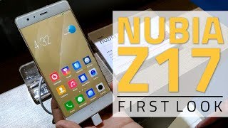 Nubia Z17 First Look | Camera, Specs, and More