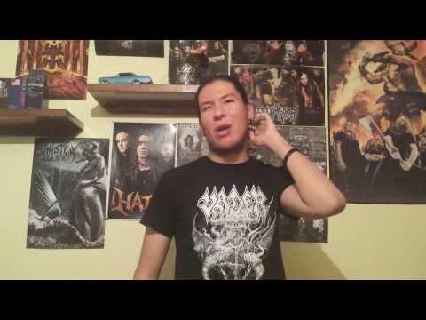 La Lírica (Black Metal) comentario. Feliz Navidad Metal Release