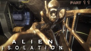 Driven To Insanity! - Alien Isolation | Part 11