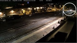 Flagstaff - Car Stuck on Tracks