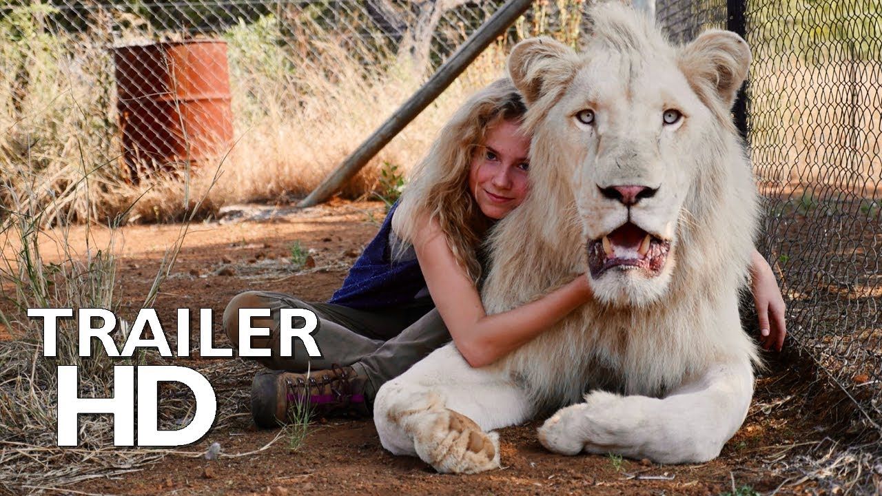 Mia And The White Lion Official Trailer 2019 Youtube