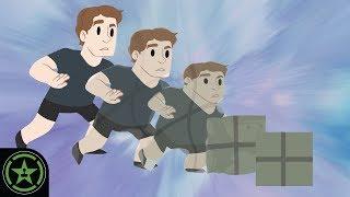 Der Lava-Grube Kündigung - AH Animiert