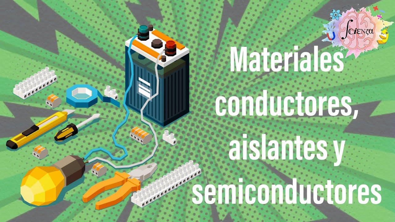 Download Materiales conductores, semiconductores y aislantes o dieléctricos
