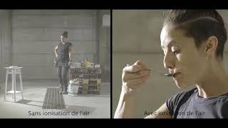 PURIFICATEUR D'AIR IONISEUR 100-1000M3 vidéo