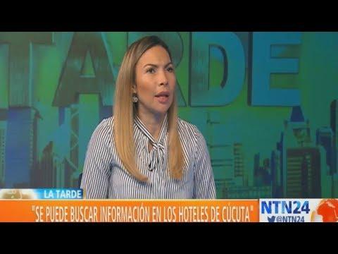 Señalada de malversar fondos para militares venezolanos en Cúcuta da su versión de los hechos