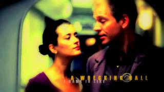 Tony & Ziva - NCIS - Wrecking Ball
