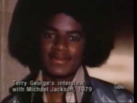 Terry George and Michael Jackson