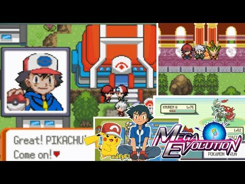 [Completed] Pokemon Victory Fire GBA ROM||With Alola Pokemon And Mega Evolution||