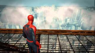 The Amazing Spiderman - Free Roam Gameplay thumbnail