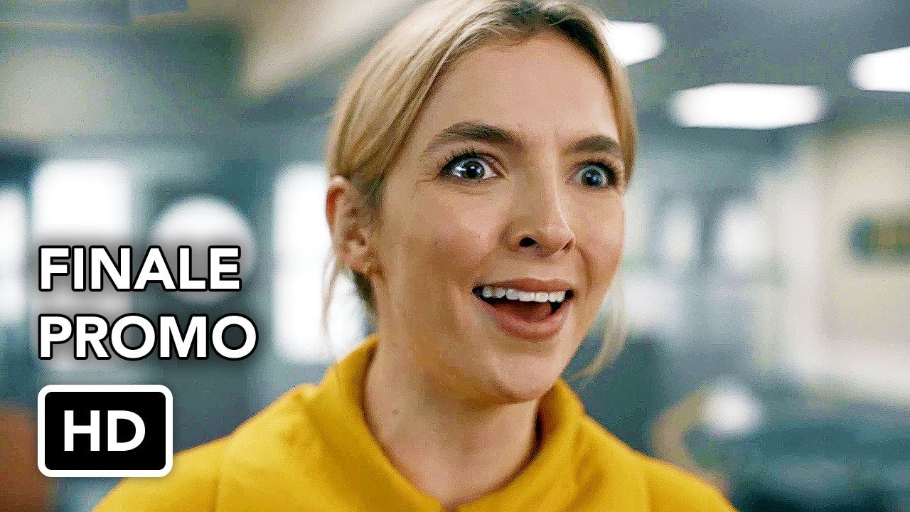 """Download Killing Eve 3x08 Promo """"Are You Leading or Am I?"""" (HD) Season Finale 