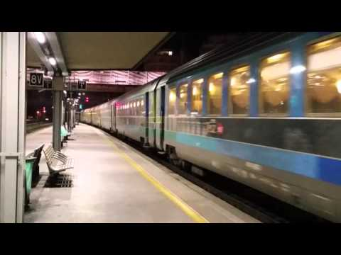 22317 arrives at Toulon with IC4665 from Bordeaux St Jean - Nice-Ville