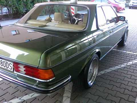 mercedes w123 230ce coupe youtube. Black Bedroom Furniture Sets. Home Design Ideas