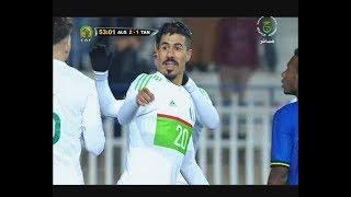 أهداف الـجزائر 4 تنـزانيا 1 Algérie 4-1 Tanzanie