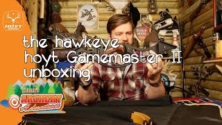 Hoyt Gamemaster II Unboxing (Hawkeye