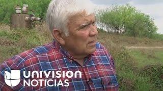 Ranchero de Texas quiere vender sus tierras en la frontera para que construyan el muro