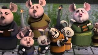 "Kung Fu Panda the Movies - ""The Dragon Warrior"" Arie SaiNah"