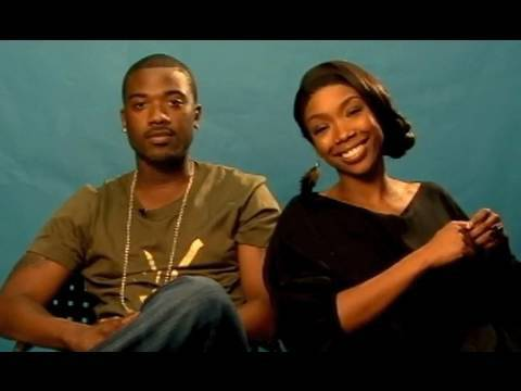 Rap-Up TV Interviews Brandy and Ray J: Part 1