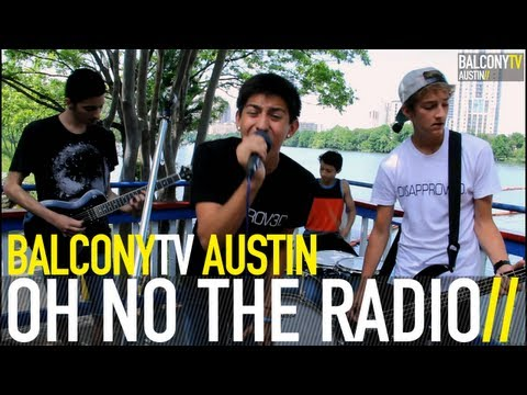OH NO THE RADIO - GOING FOR BROKE (BalconyTV)
