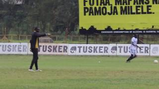TUSKER FC 5-0 LIBERTY ACADEMY: MATCH HIGHLIGHTS AND GOALS
