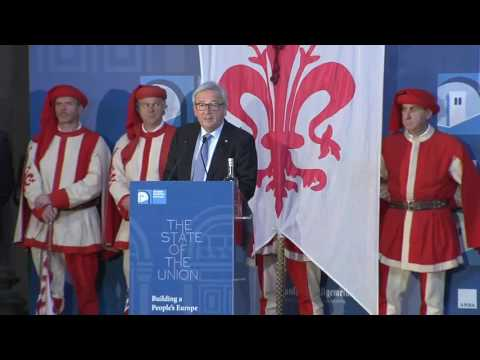 Jean Claude Juncker Jokes That English is Losing Importance in Europe