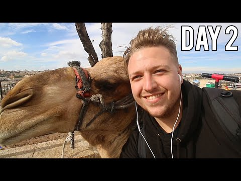 ISRAEL WITH NO MONEY - DAY 2