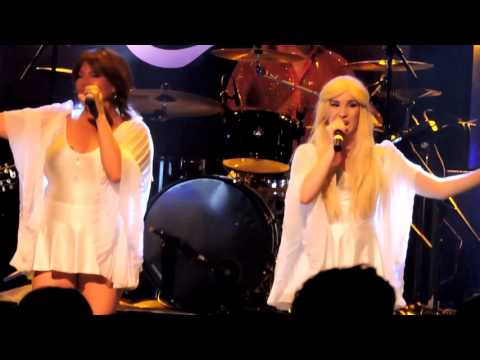 Abba Show Live in Los Angeles 2017 Part 2 Dancing Queen and More
