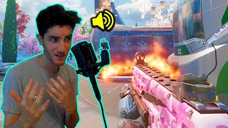Playing Call of Duty with ONLY My Voice