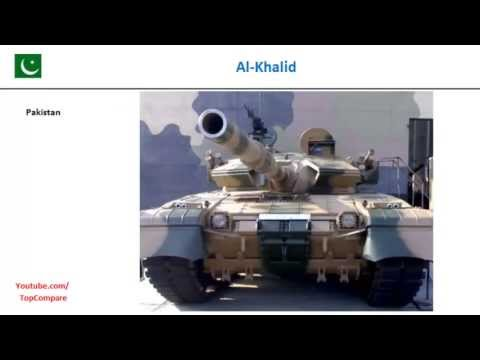 Altay compared to Al-Khalid, Main Battle Tank Key features