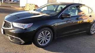 Review: 2018 Acura TLX - Base vs Technology