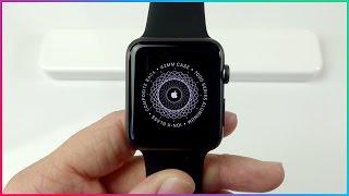 Premier démarrage et configuration de l'Apple Watch