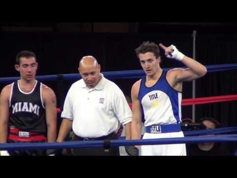 2016-17 University of Michigan Boxing Promo Video