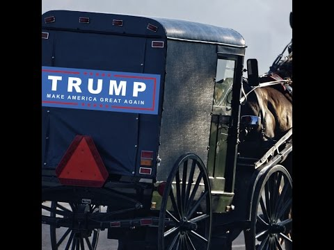 AMISH Brotherhood: Make Obama, Hillary, Bush Flee USA?