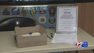 Registration deadline Monday for voters in Rhode Island primary