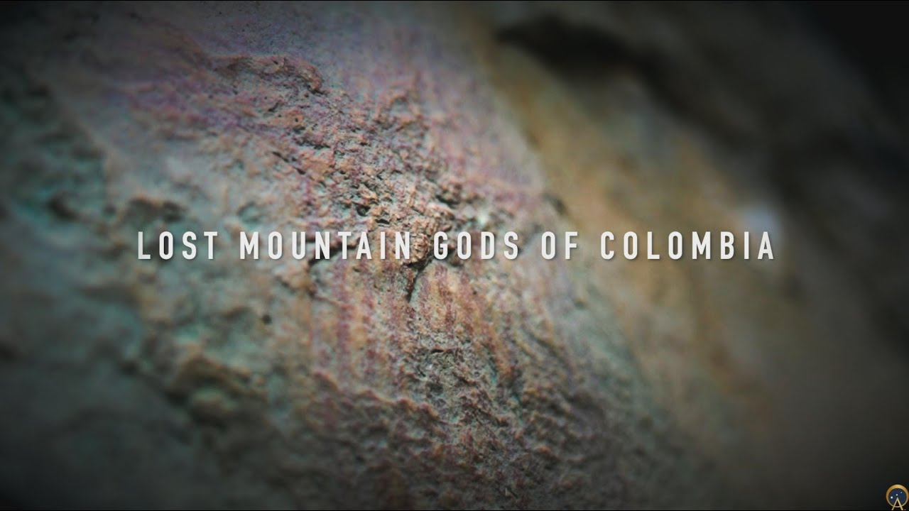 Lost Mountain Gods Of Colombia - Trailer