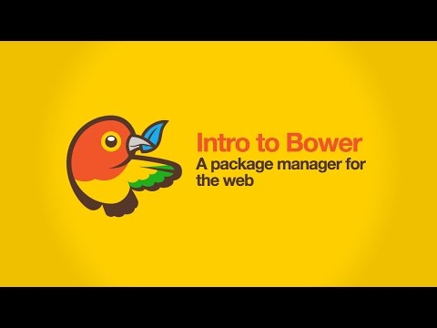 Introduction to Bower