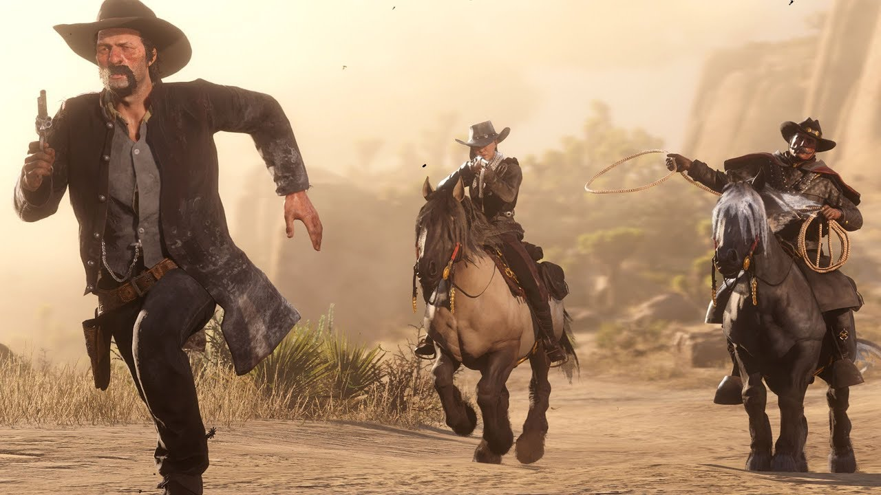 This Weeks New Red Dead Online Update thumbnail