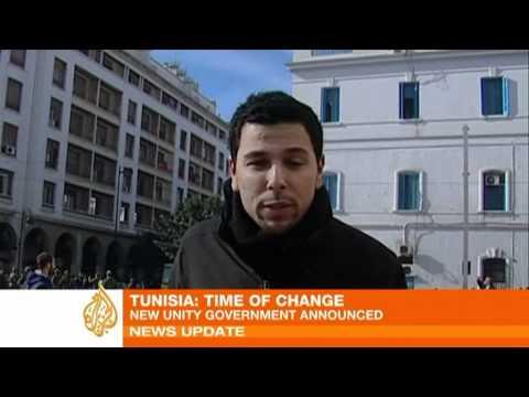 Tunisian anger at 'unity govt'